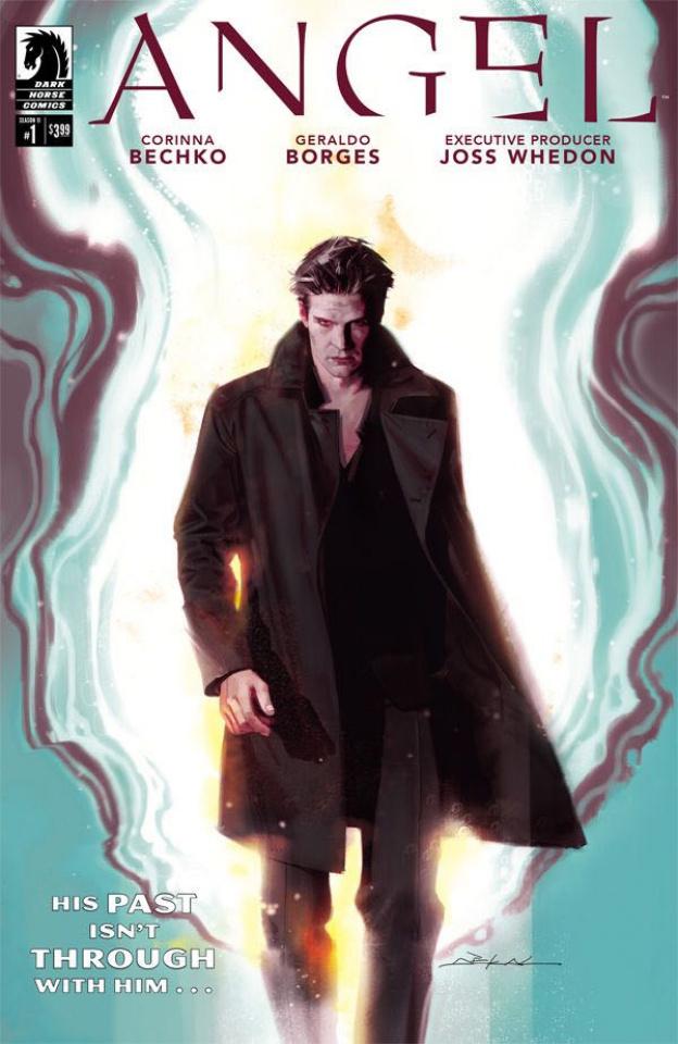 Angel, Season 11 #1 (Dekal Cover)