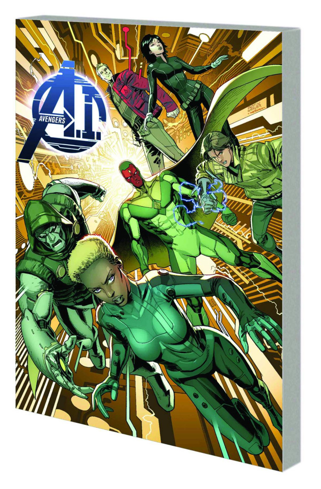 Avengers AI Vol. 1: Human After All