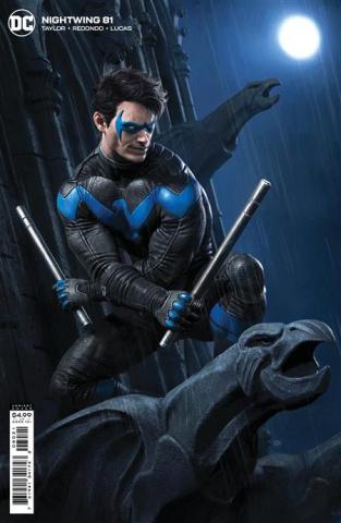 Nightwing #81 (Rafael Grassetti Card Stock Cover)