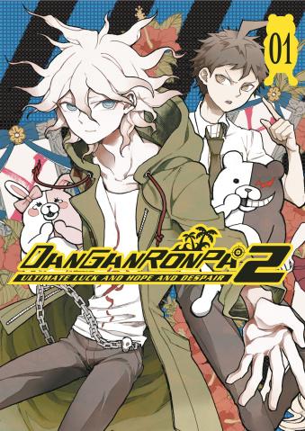 Danganronpa 2 Vol. 1: Ultimate Luck and Hope and Despair