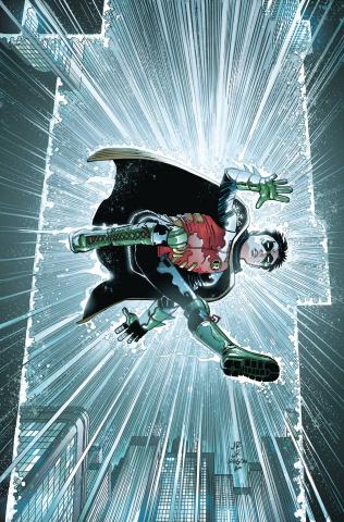 Robin: Son of Batman #11 (Romita Cover)