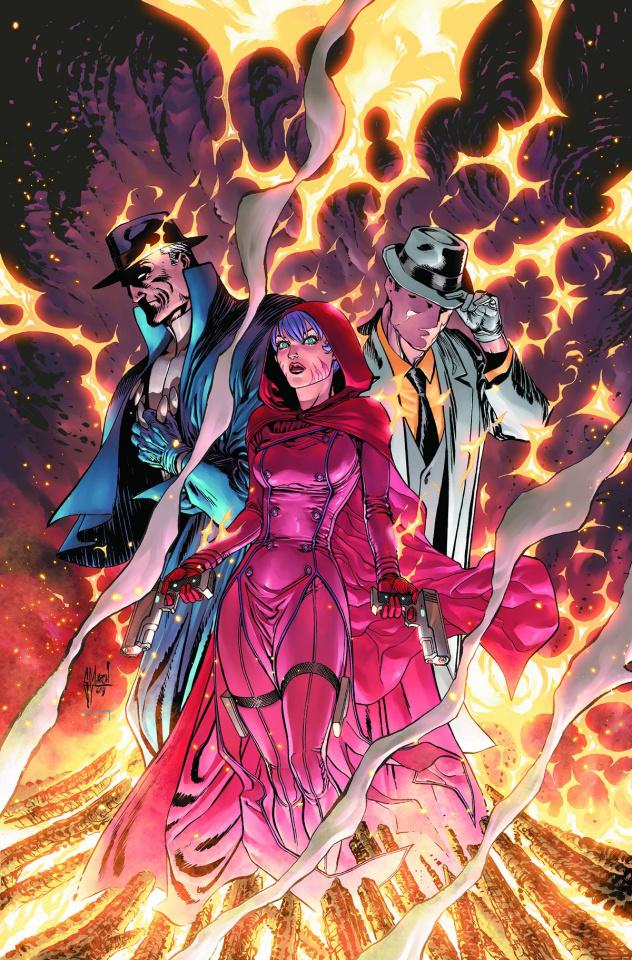 Trinity of Sin #1