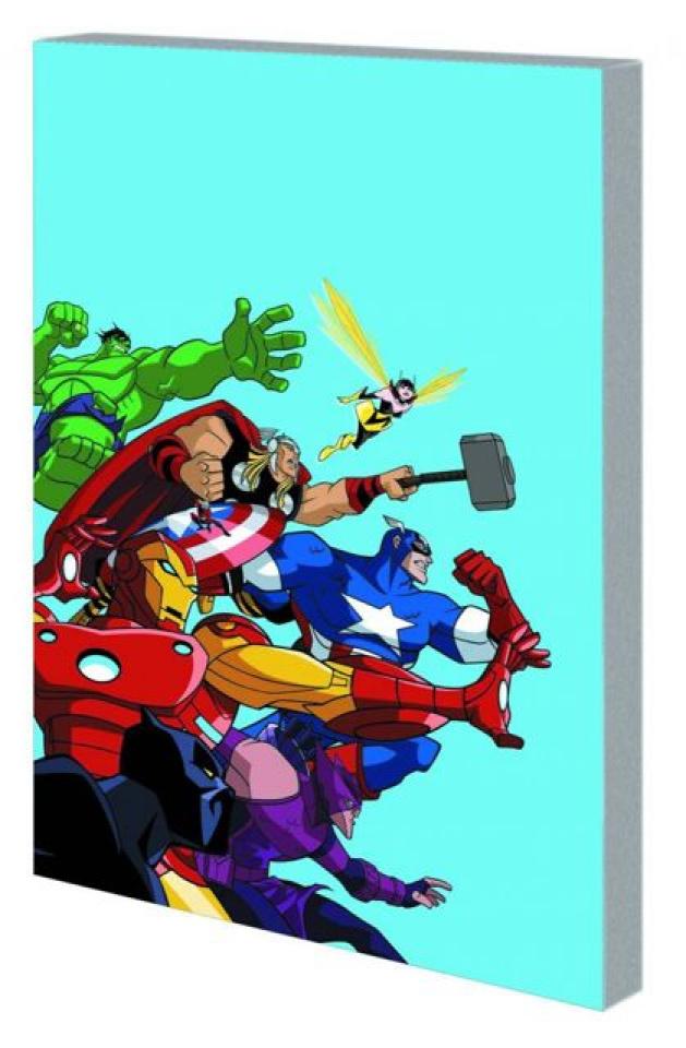 Marvel Universe Avengers: Earth's Mightiest Heroes Vol. 1