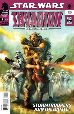 Star Wars: Invasion - Revelations #5