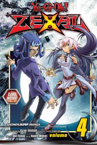 Yu-Gi-Oh!: Zexal Vol. 4