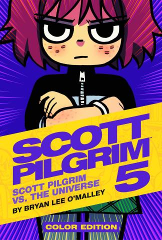 Scott Pilgrim Vol. 5