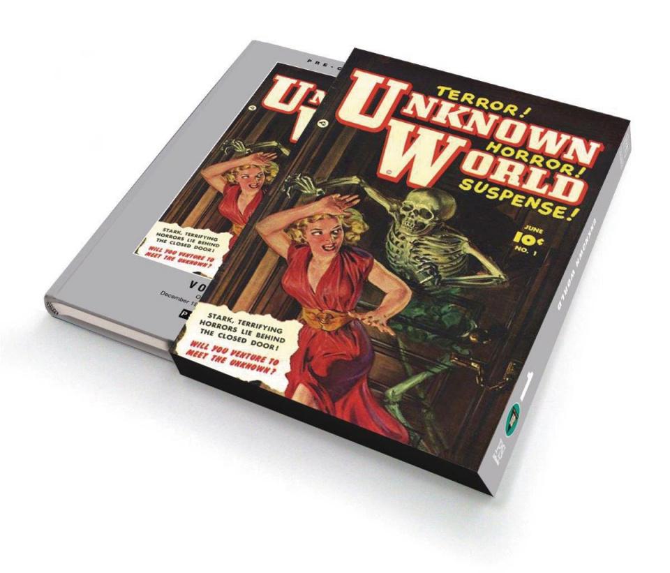 Unknown World: Strange Stories (Slipcase Edition)
