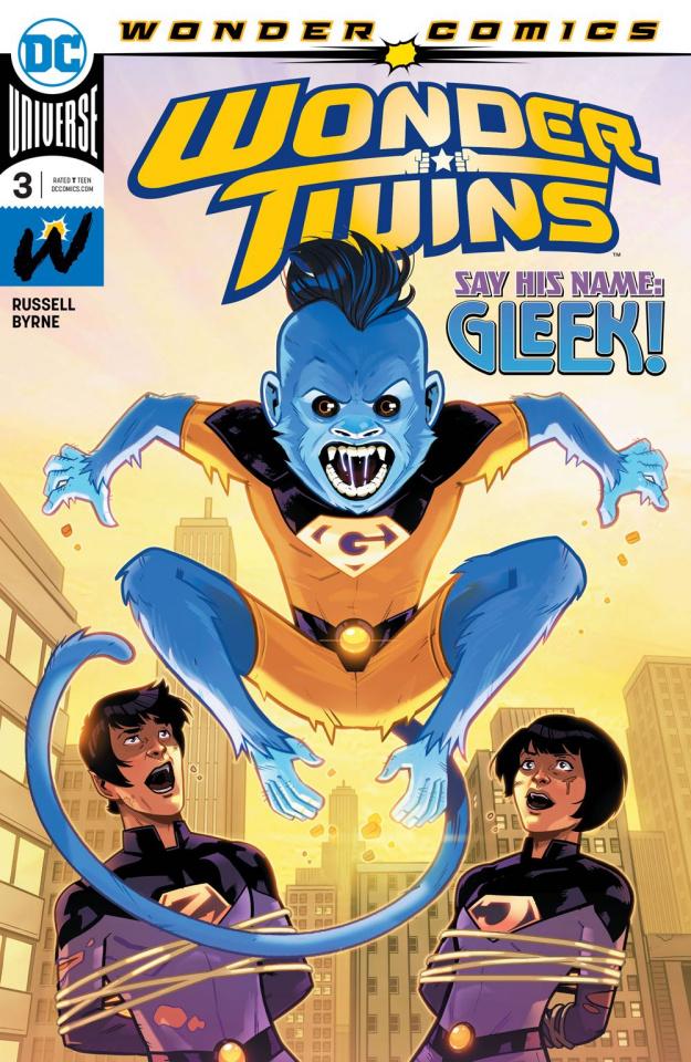 Wonder Twins #3