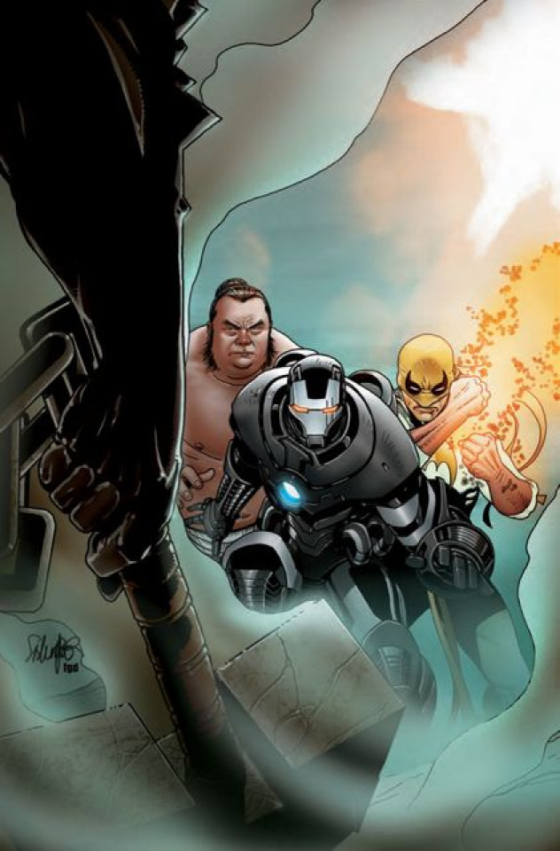 Iron Man 2.0 #5: Fear