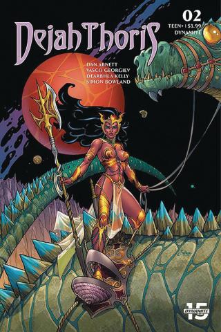 Dejah Thoris #2 (Conner Cover)