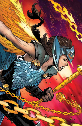 Jane Foster: Valkyrie #2 (Jacinto Cover)
