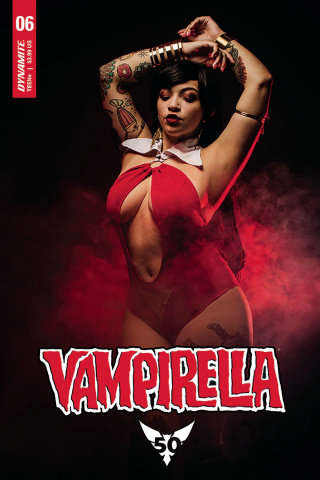 Vampirella #6 (Cosplay Cover)
