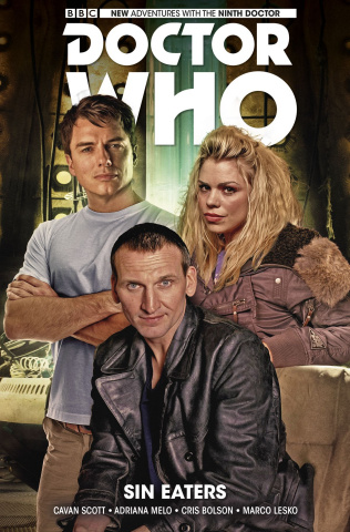 Doctor Who: New Adventures with the Ninth Doctor Vol. 4: Sin Eaters