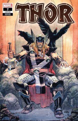 Thor #7 (Klein Cover)