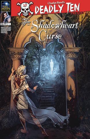 Deadly Ten Presents The Shadowheart Curse (Strutz Cover)