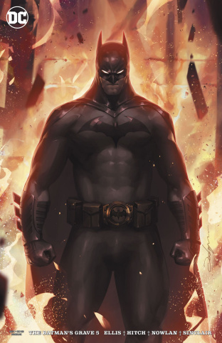 The Batman's Grave #5 (Jeehyung Lee Cover)