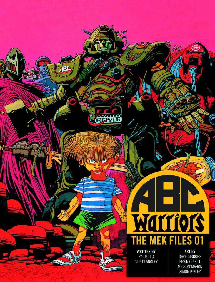 ABC Warriors: The Mek Files Vol. 1