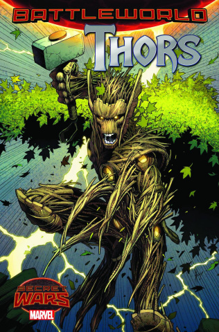 Thors #2 (Keown Cover)
