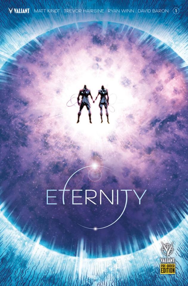 Eternity #1 (Pre-Order Bundle Cover)