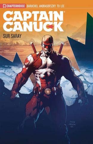 Captain Canuck: Season 0