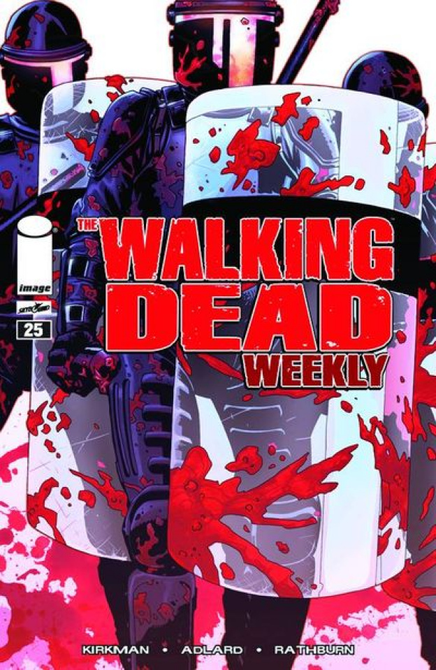The Walking Dead Weekly #25