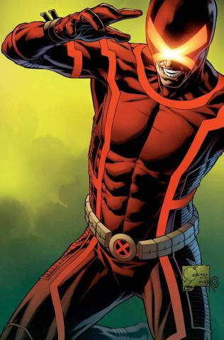 Uncanny X-Men #1 (Quesada Cover)