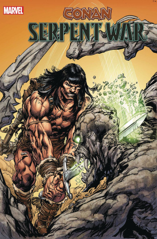 Conan: Serpent War #1 (Neal Adams Cover)