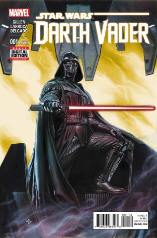 Darth Vader #1 (Granov 5th Printing)