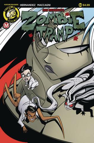 Zombie Tramp #68 (Maccagni Cover)