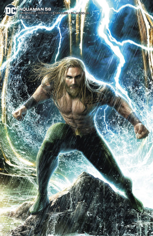 Aquaman #58 (Jeremy Roberts Cover)