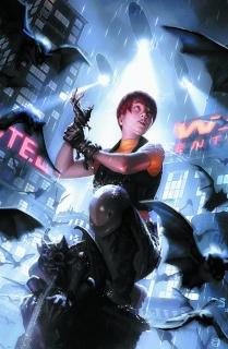 Batgirl #25: Zero Year