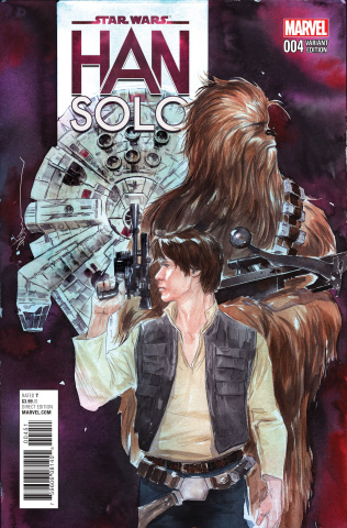 Star Wars: Han Solo #4 (Nguyen Cover)