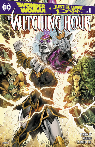 Wonder Woman & Justice League Dark: The Witching Hour #1