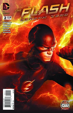 The Flash, Season Zero #2