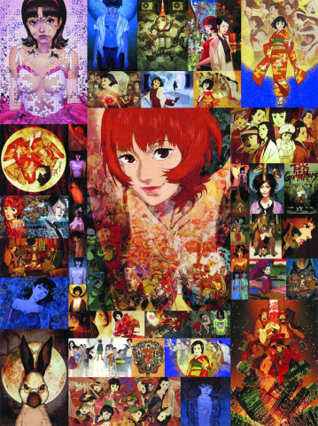 The Art of Satoshi Kon