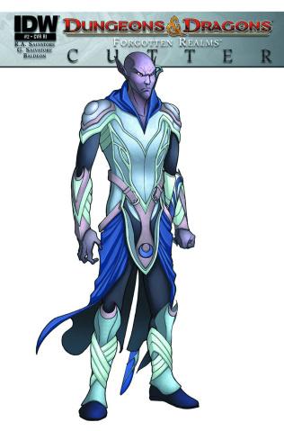 Dungeons & Dragons: Forgotten Realms - Cutter #2