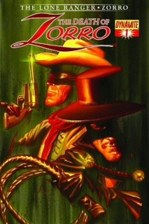The Death of Zorro #1