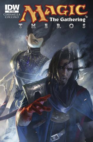 Magic the Gathering: Theros #5