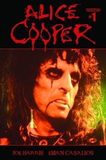 Alice Cooper #1 (10 Copy Cover)