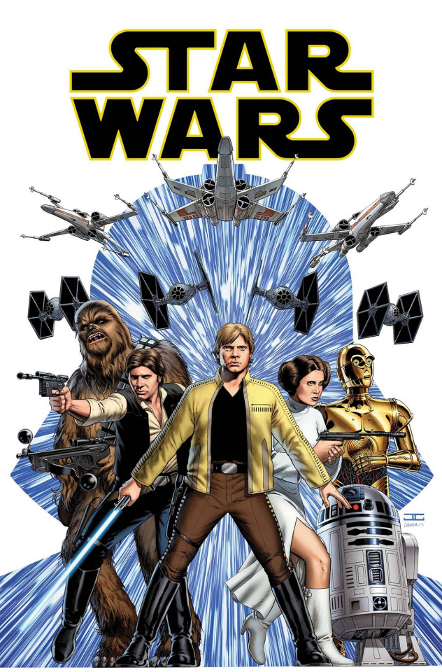 Star Wars #1 (True Believers)