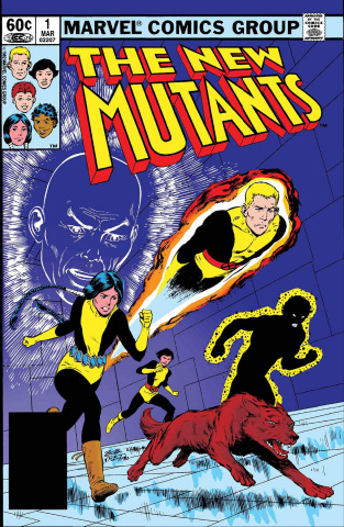 New Mutants #1 (True Believers)