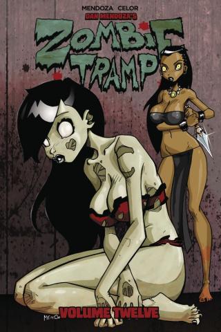 Zombie Tramp Vol. 12: Voodoo Vixen Death Match