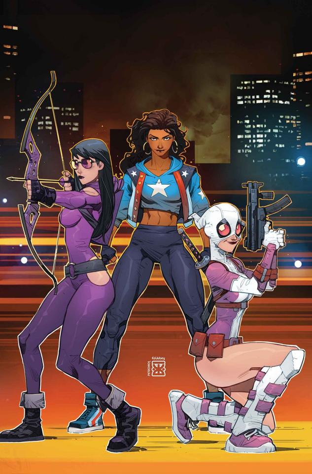West Coast Avengers #8