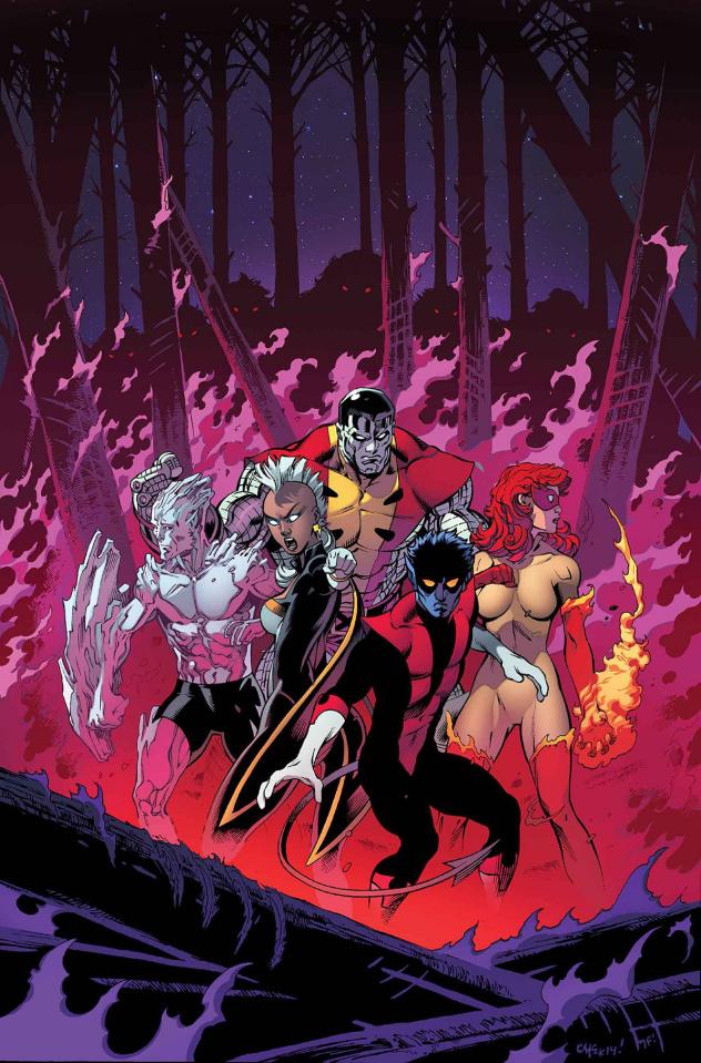 Amazing X-Men #9