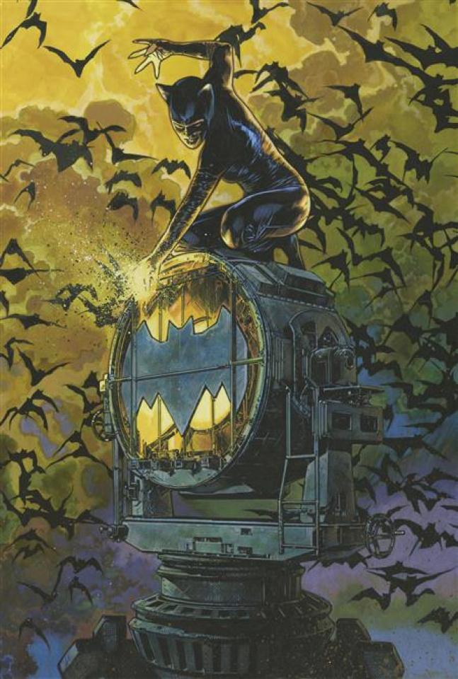 Batman / Catwoman #9 (Clay Mann Cover)