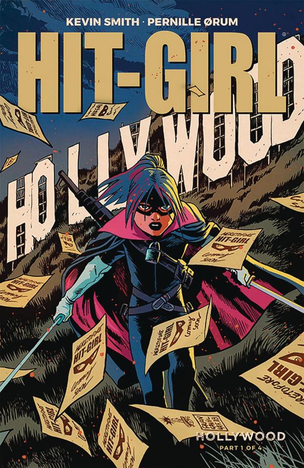 Hit-Girl, Season Two #1 (Francavilla Cover)