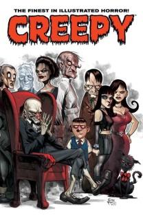Creepy Comics Vol. 1
