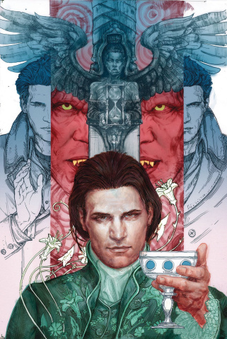 Angel, Season 11 #1 (Fischer Cover)