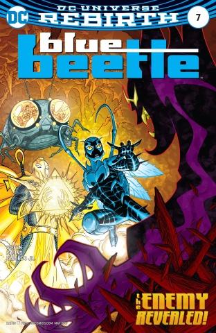 Blue Beetle #7