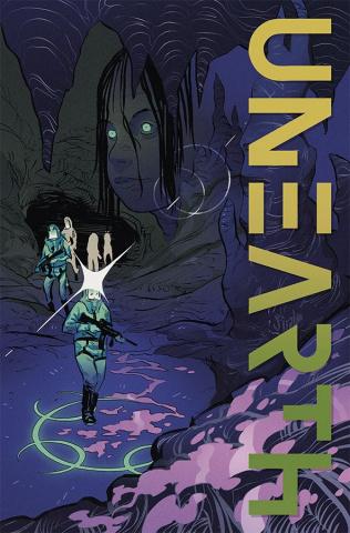 Unearth #2 (Strahm & Rivas Cover)